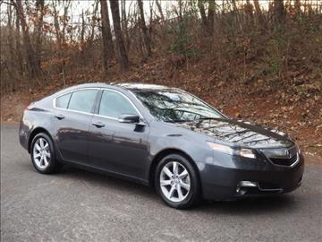 2013 Acura TL for sale in Knoxville, TN