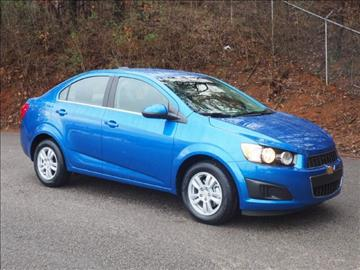 2016 Chevrolet Sonic for sale in Knoxville, TN