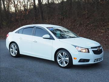 2013 Chevrolet Cruze for sale in Knoxville TN