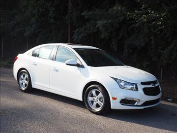 2016 Chevrolet Cruze Limited for sale in Knoxville, TN