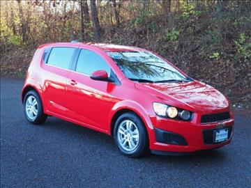 2015 Chevrolet Sonic for sale in Knoxville, TN