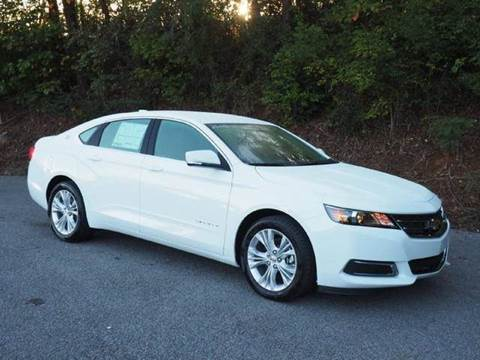 2015 Chevrolet Impala for sale in Knoxville TN