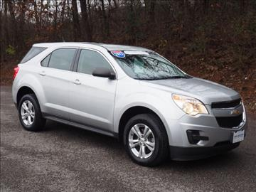 2012 Chevrolet Equinox for sale in Knoxville TN