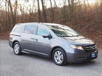 2014 Honda Odyssey for sale in Knoxville TN