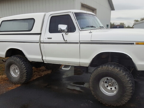 1976 Ford F-150 for sale in Twin Falls, ID