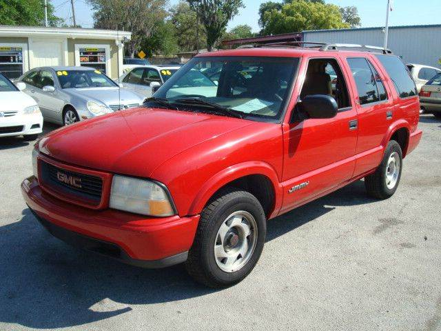 Used Gmc Jimmy For Sale