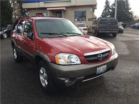 2001 Mazda Tribute for sale in Tacoma, WA