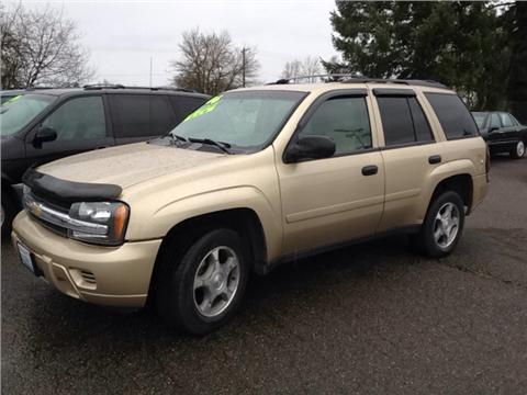 Chevrolet TrailBlazer For Sale Tacoma, WA - Carsforsale.com