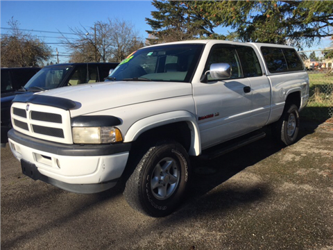 Used Dodge Trucks For Sale Tacoma Wa