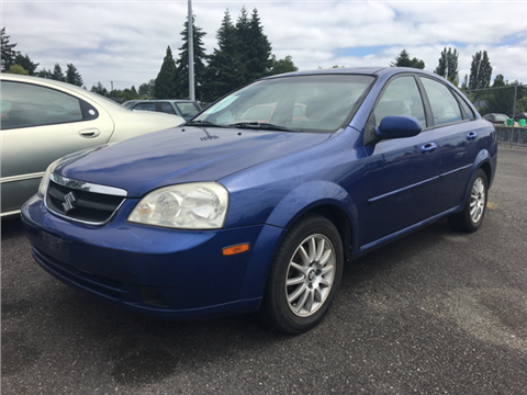 2007 Suzuki Forenza for sale in Tacoma, WA