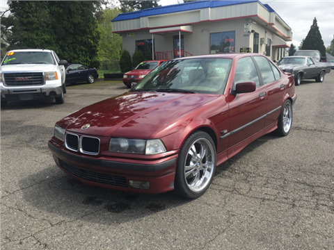 1995 BMW 3 Series for sale in Tacoma, WA