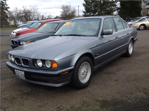 BMW 5 Series For Sale in Tacoma WA  Carsforsalecom