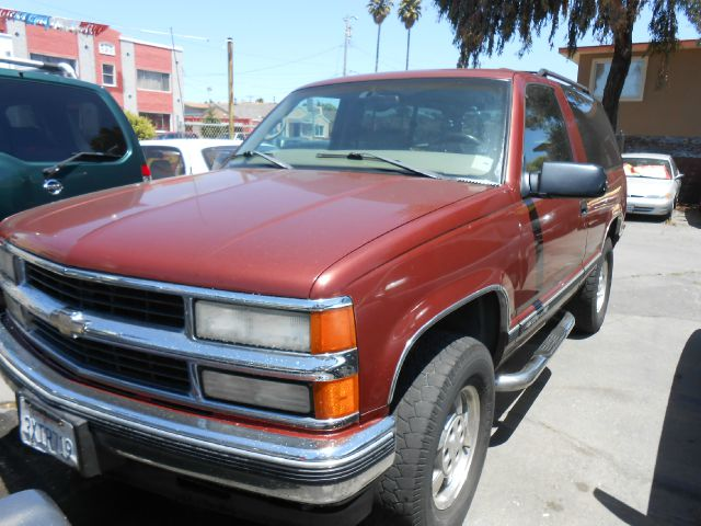 Used 1998 Chevrolet Tahoe For Sale Carsforsale Com