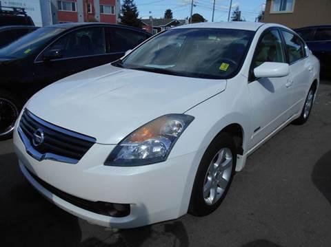 2009 Nissan Altima Hybrid for sale in Richmond, CA