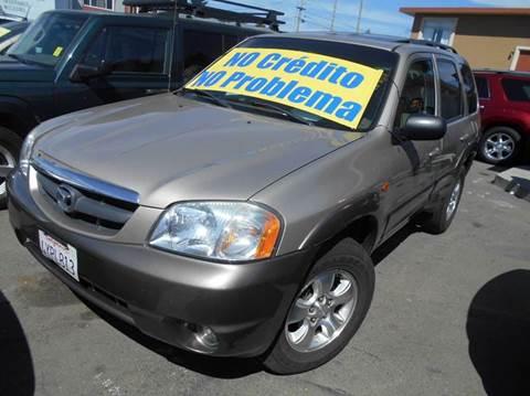 2002 Mazda Tribute for sale in Richmond, CA