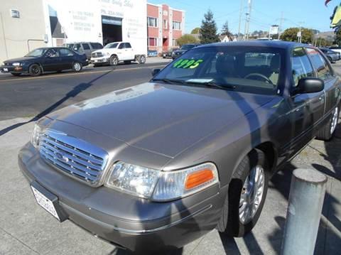 2004 Ford Crown Victoria for sale in Richmond, CA