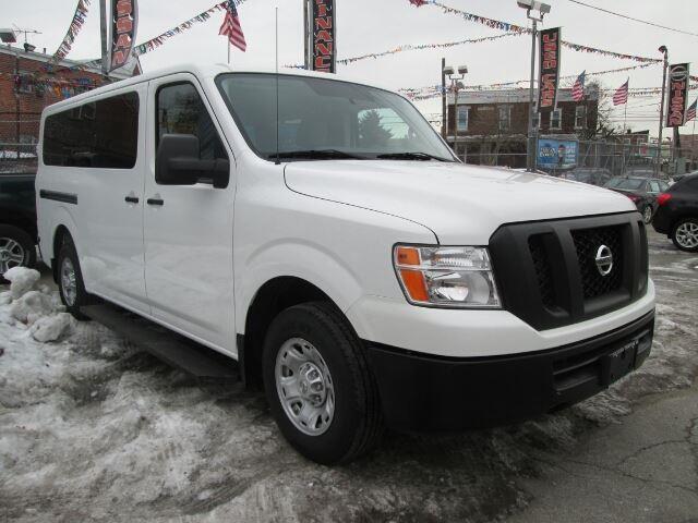 2012 nissan nv passenger 3500 v6 s van for sale in new york chattanooga macon classic cars for. Black Bedroom Furniture Sets. Home Design Ideas