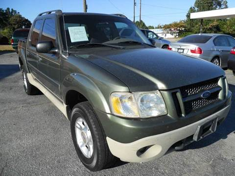 2002 Ford Explorer Sport Trac for sale in Lawrenceville, GA