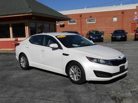 2011 Kia Optima for sale in Lawrenceville, GA