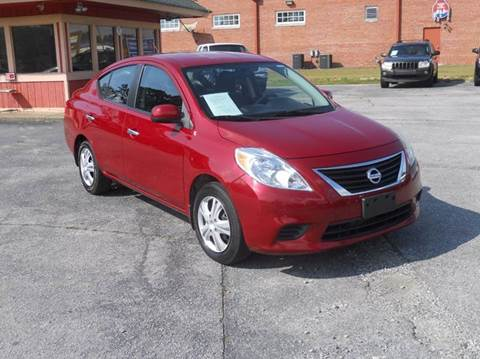 2012 Nissan Versa for sale in Lawrenceville, GA