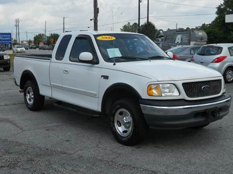 2000 Ford F-150 for sale in Lawrenceville, GA