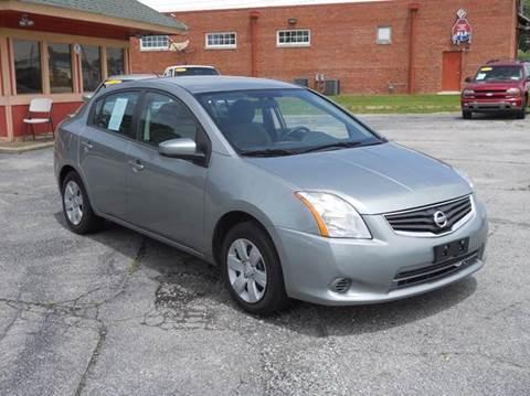2012 Nissan Sentra for sale in Lawrenceville, GA