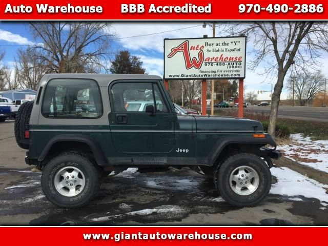 1993 Jeep Wrangler for sale in Fort Collins CO