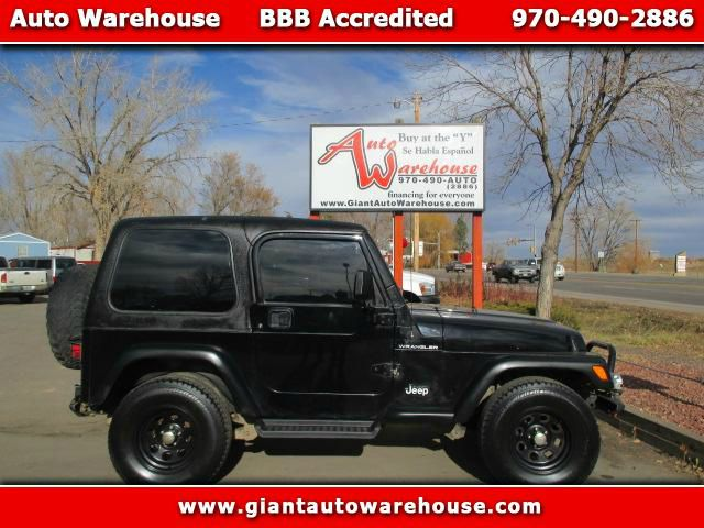 2001 Jeep Wrangler for sale in Fort Collins CO