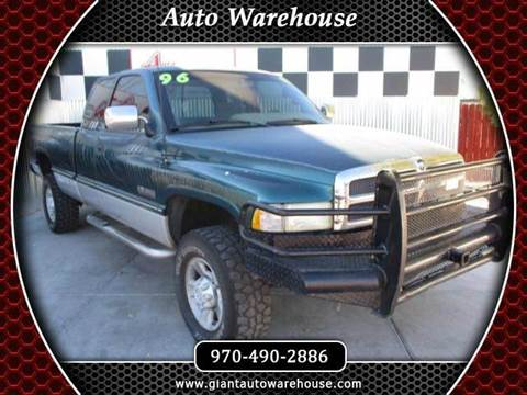 1996 Dodge Ram Pickup 2500 for sale in Fort Collins, CO
