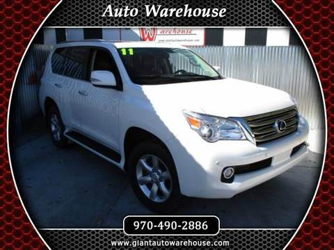 2011 Lexus GX 460 for sale in Fort Collins, CO