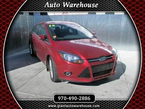 2014 Ford Focus for sale in Fort Collins, CO