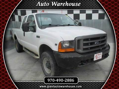 2001 Ford F-250 Super Duty for sale in Fort Collins, CO