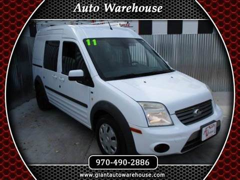 2011 Ford Transit Connect for sale in Fort Collins, CO