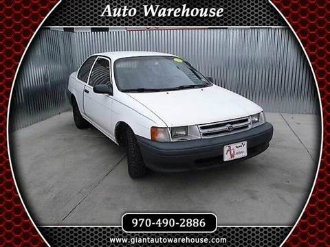 1993 Toyota Tercel for sale in Fort Collins, CO