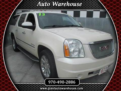 2013 GMC Yukon XL for sale in Fort Collins, CO