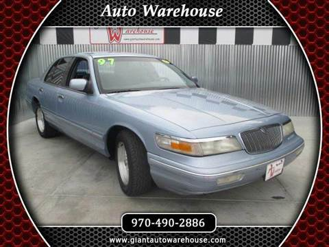 1997 Mercury Grand Marquis for sale in Fort Collins, CO