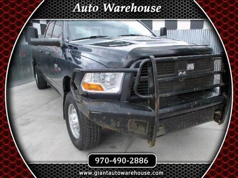 2012 RAM Ram Pickup 2500 for sale in Fort Collins, CO