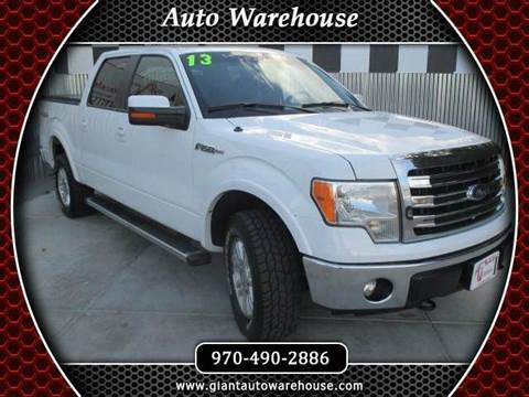 2013 Ford F-150 for sale in Fort Collins, CO