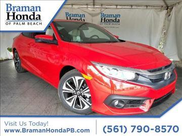 2017 Honda Civic for sale in Greenacres, FL