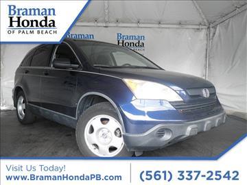 2008 Honda CR-V for sale in Greenacres, FL