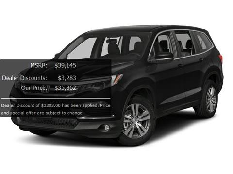 2017 Honda Pilot for sale in Greenacres, FL
