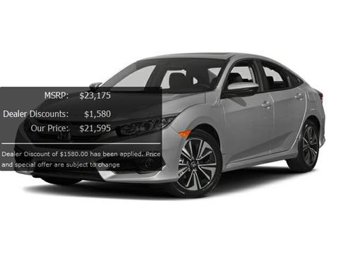 2017 Honda Civic for sale in Greenacres FL