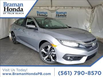 2017 Honda Civic for sale in Greenacres, FL