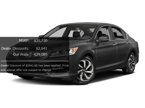 2017 Honda Accord for sale in Greenacres, FL