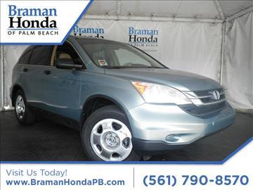 2010 Honda CR-V for sale in Greenacres, FL