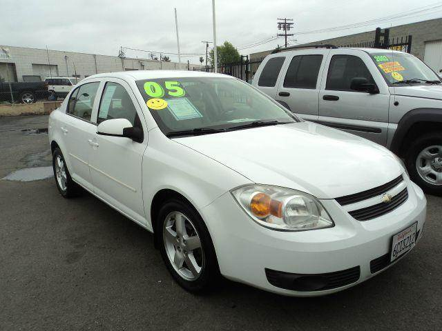 2005 chevrolet cobalt ls sedan hawthorne ca. Black Bedroom Furniture Sets. Home Design Ideas