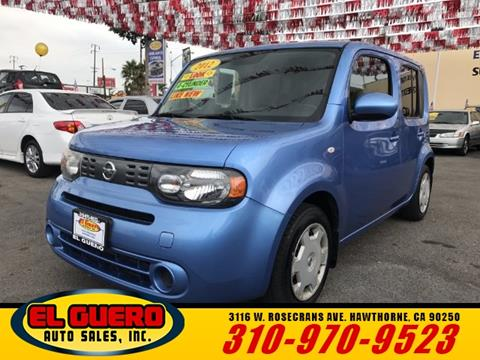 2012 Nissan cube for sale in Hawthorne, CA