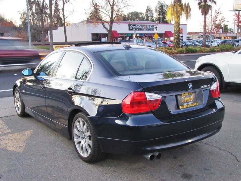 2006 bmw 3 series 330xi awd 4dr sedan in sacramento ca everest auto center. Black Bedroom Furniture Sets. Home Design Ideas