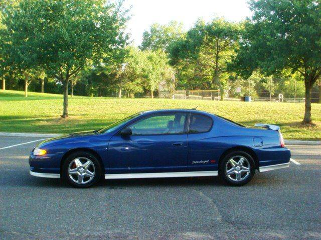 2005 chevrolet monte carlo supercharged ss 2dr coupe in perth amboy nj m l auto group. Black Bedroom Furniture Sets. Home Design Ideas