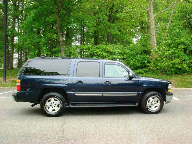 2005 chevrolet suburban 1500 lt 4wd 4dr suv in perth amboy. Black Bedroom Furniture Sets. Home Design Ideas